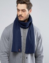 Original Penguin Twisted Yarn Scarf