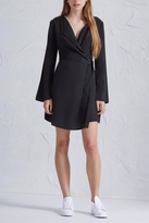 The Fifth Label Long Sleeved Wrap Dress