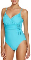 Gottex Jezebel Embellished One Piece Swimsuit