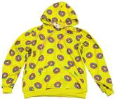 WXCTEAM Donut Hoodie Pattern Just Right MV Mark Tuan Harajuku Sweatershirt