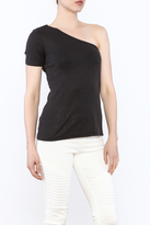 Michael Stars Casual Fitted Top
