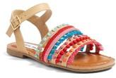 Steve Madden Toddler Girl's Gypsy Sandal