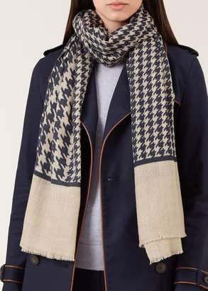 Hobbs Hayley Wool Silk Blend Scarf