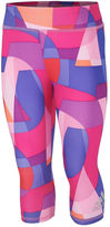 adidas climalite Printed Capris - Preschool Girls 4-6x