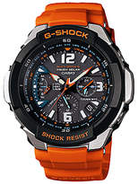 Casio Gw-3000m-4aer G-shock Chronograph Watch, Orange/black