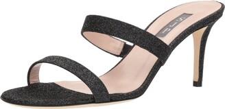 Sarah Jessica Parker Women's Lucy Heeled Sandal