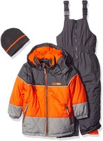 iXtreme Little Boys' Colorblock Better Snowsuit
