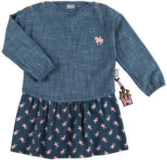 Sigikid Girl's Kleid Mini Dress