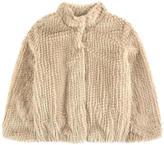 Mayoral Faux fur jacket