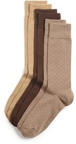 Polo Ralph Lauren Assorted Dress Socks, Pack of 3