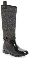 MICHAEL Michael Kors Women's Charm Stretch Rain Boot