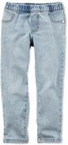 Carter's Denim Leggings, Little Girls (2-6X)