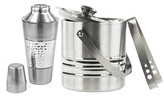 Imperial Home Stainless Steel Cocktail Shaker and Bucket Set