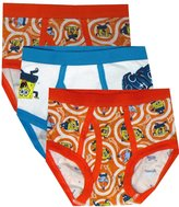 "Nickelodeon SpongeBob Squarepants Big Boys' ""Great Skate"" 3-Pack Briefs"
