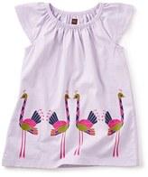 Tea Collection Bird Graphic Dress