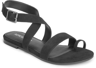 Aerosoles A2 by Shortener Women's Wedge Sandals