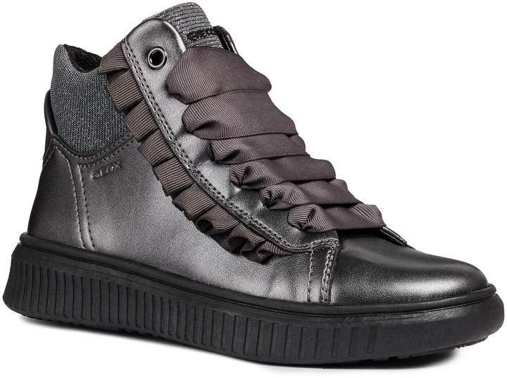 Geox Disco Mix High-Top Sneaker