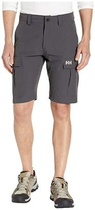 Helly Hansen Jotun QD Cargo Shorts 11 (Ebony) Men's Shorts