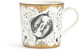 Marks and Spencer Pisces Zodiac Mug