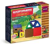Magformers Log Cabin Building Set - 48pc