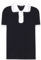 Miu Miu Cotton polo shirt