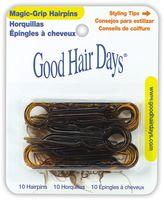 Good Hair Days Tortoise Shell Magic Grip Hairpins