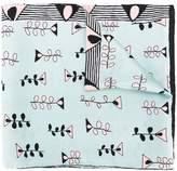 Marni geometric print scarf