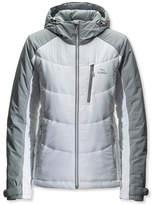 L.L. Bean PrimaLoft Heater Hooded Jacket, Colorblock