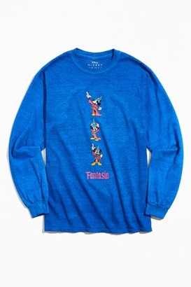 Urban Outfitters Mickey Mouse Fantasia Exclusive Long Sleeve Tee