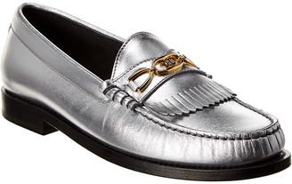 Celine Leather Loafer