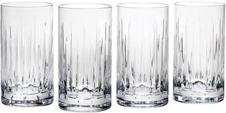Reed & Barton Soho Highball Glasses, Set of 4