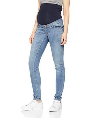 Noppies Women's Jeans OTB Skinny Avi Every Day Blue Maternity P142, 31W x 32L
