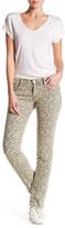 Zadig & Voltaire Eva Leopard Slim Jean