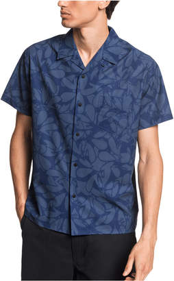 Quiksilver Waterman Men Floral Lake Shirt