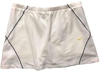 Nike White Polyester Skirts