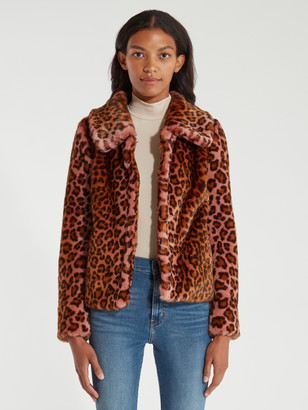 Unreal Fur Urban Tiger Faux Fur Jacket