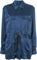 Theory cargo jacket