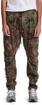Hudson Men's Bow-Legged Camo Cargo Pants