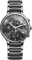 Rado Men's Centrix R30122122 Stainless-Steel Swiss Quartz Watch
