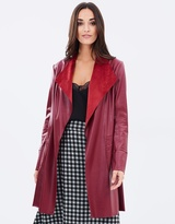 Privilege Suedette Ageless Coat