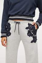 Scotch & Soda Lacey Cropped Sweats by at Free People