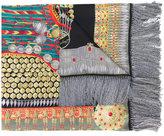 Etro printed scarf - women - Silk/Viscose - One Size