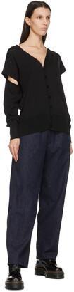 Dr. Martens Black Ribbon Molly Boots