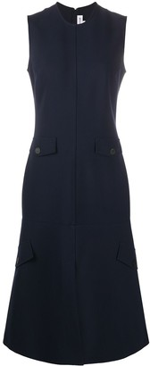 Victoria Beckham Sleeveless Fitted Dress