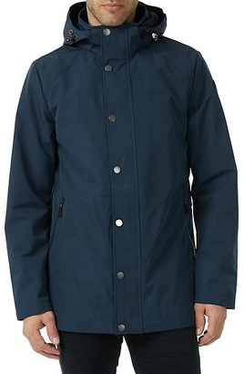 Pajar Hooded Button-Front Jacket