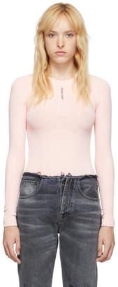 Unravel Pink Seamless Bodysuit