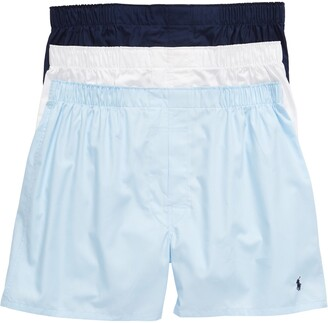 Polo Ralph Lauren 3-Pack Boxers