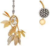 Marni Women's Mismatched Oversized Earrings