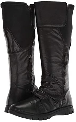 Miz Mooz Dustin (Black) Women's Boots