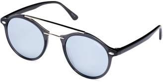 Cake Eyewear Cairo 47MM Round Sunglasses